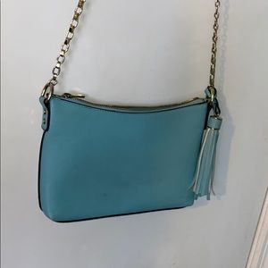 Sky blue Merona purse